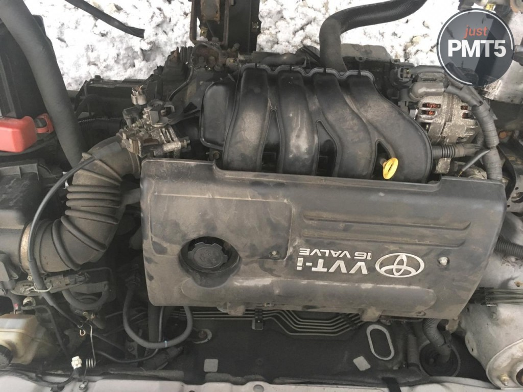TOYOTA COROLLA (E12) 2003 for parts, 11BY-417