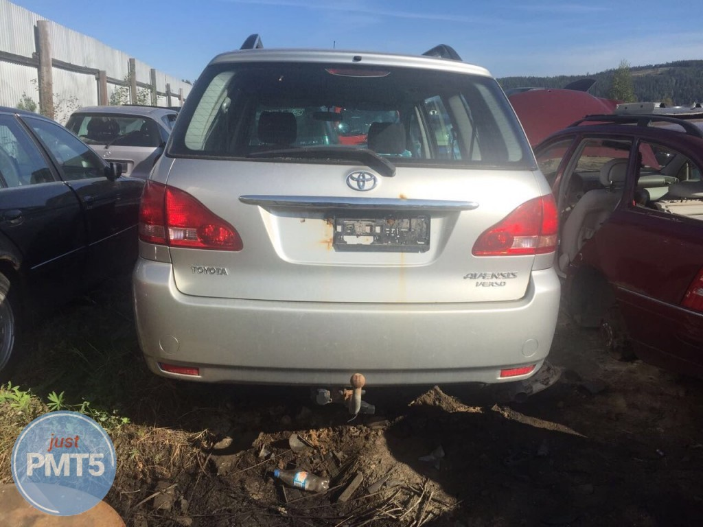 TOYOTA AVENSIS 2001 for parts, 11BY-157