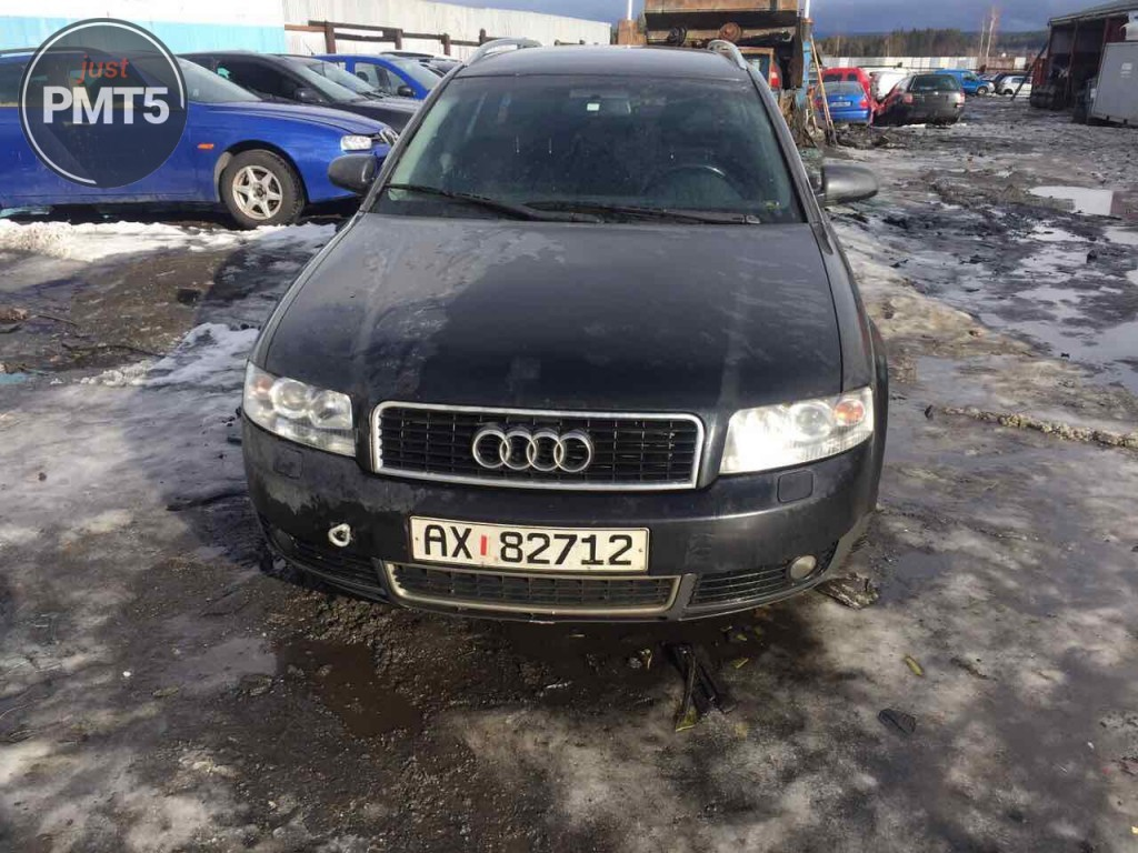 Buy used parts AUDI A4 2003 Moskva, 11BY-221