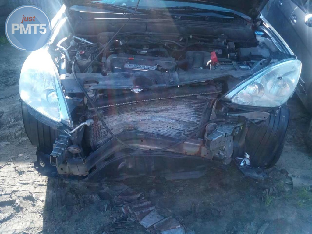 HONDA CR-V 2006 for parts, 11BY-356