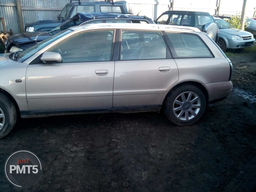 Buy used parts AUDI A4 2001 Moskva, 11BY-258