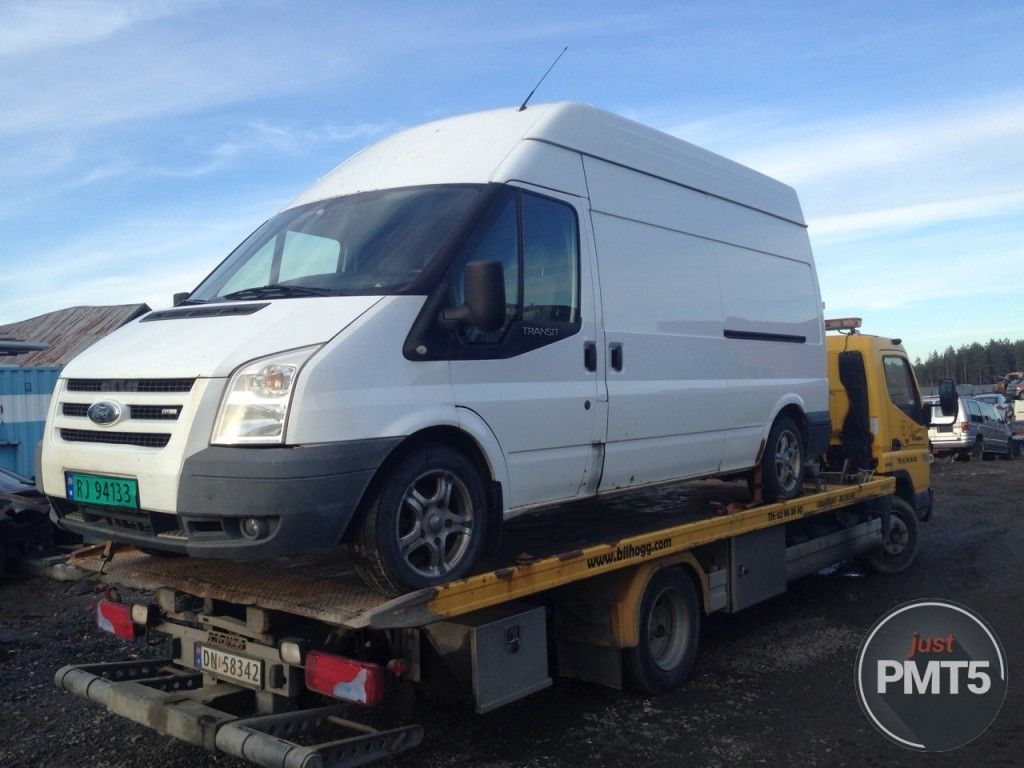 Buy Used Parts Ford Transit 2009 Moskva 11by 347