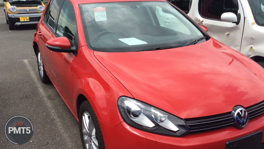 Buy used parts VW GOLF 2012 Vilnius, 79LT-172