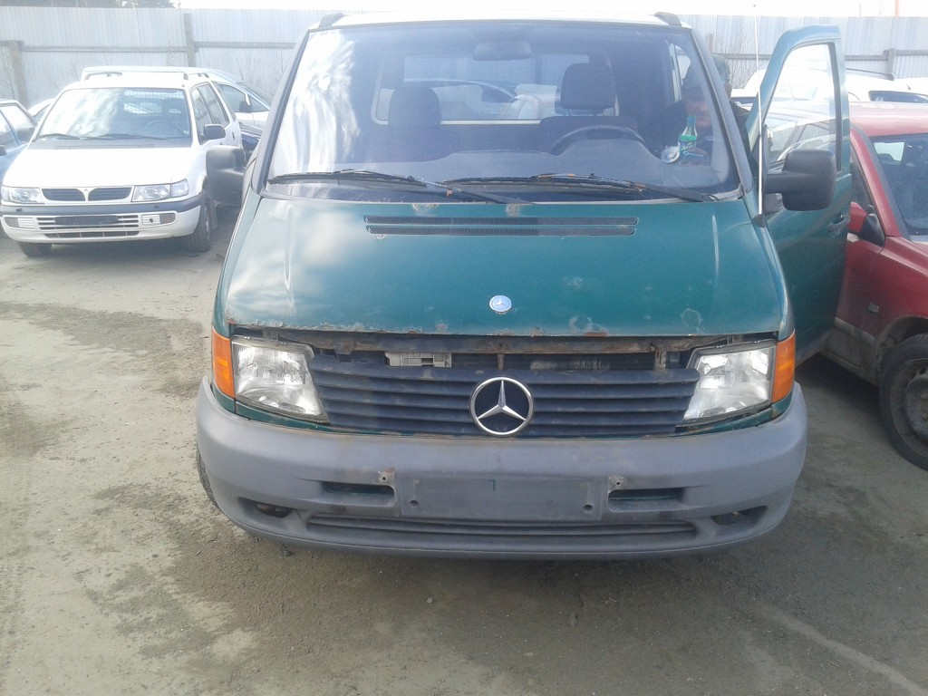 Buy used parts mercedes benz vito for Used parts for mercedes benz