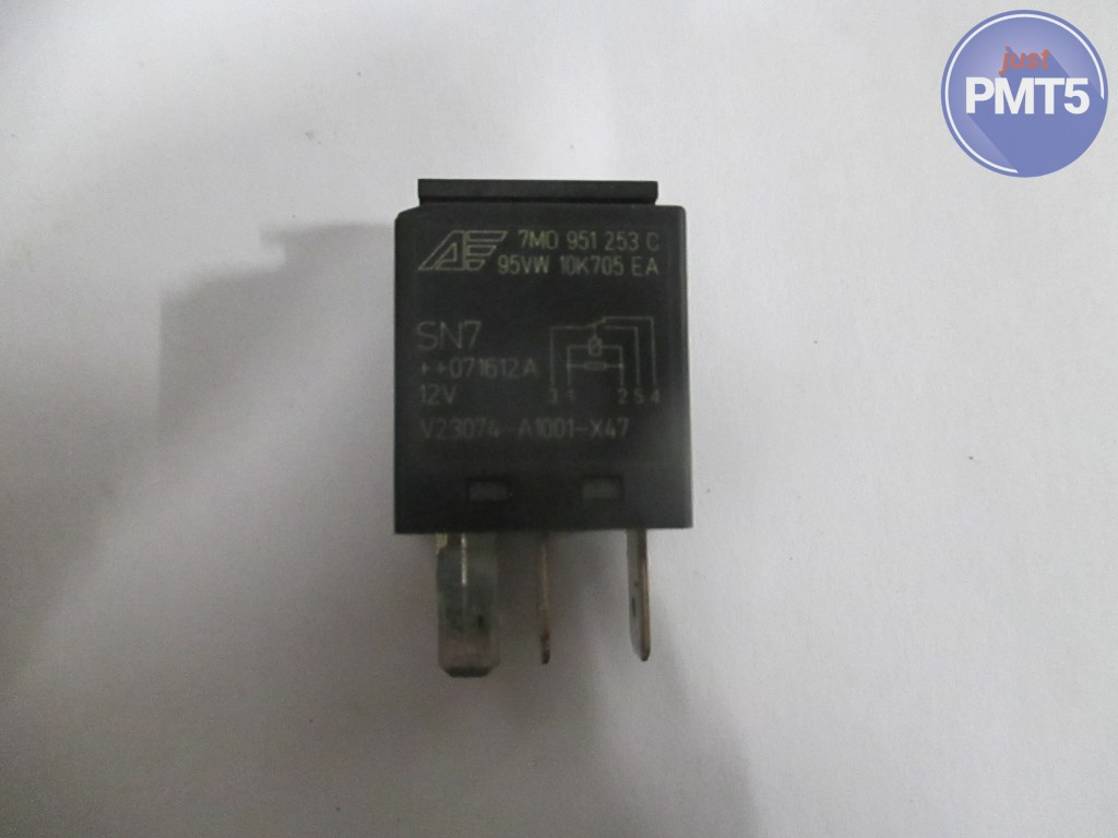 Interior relay VW CADDY 2007 (7m0951253c, 7m0 951 253 c), 11BY1-11093
