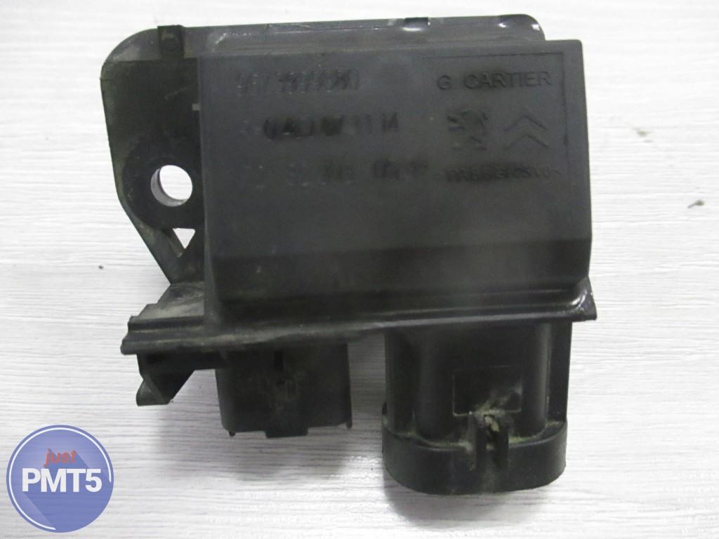 Cooling fan relay PEUGEOT 307 2008 (9673999880 ), 11BY1-11177