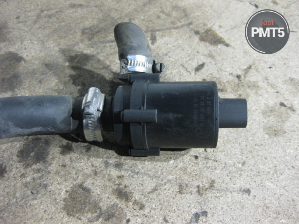 Auxiliary electric coolant pump TOYOTA YARIS (_P9_) 2006 (252217250000,  702054 03), 11BY1-5551