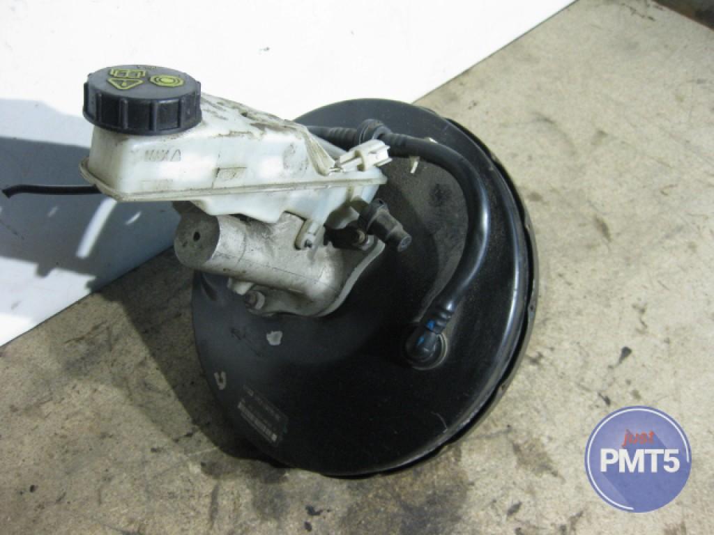 ford focus brake booster vacuum