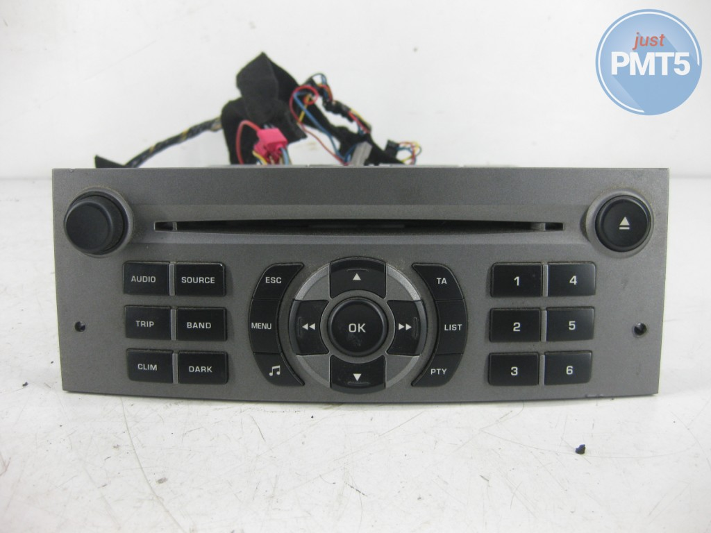 Car Audio Receiver Peugeot 407 2004 Buy Moskva Bp314149248190 Fuse Box 7643141392 6564w5 9659142777 11by1 6727