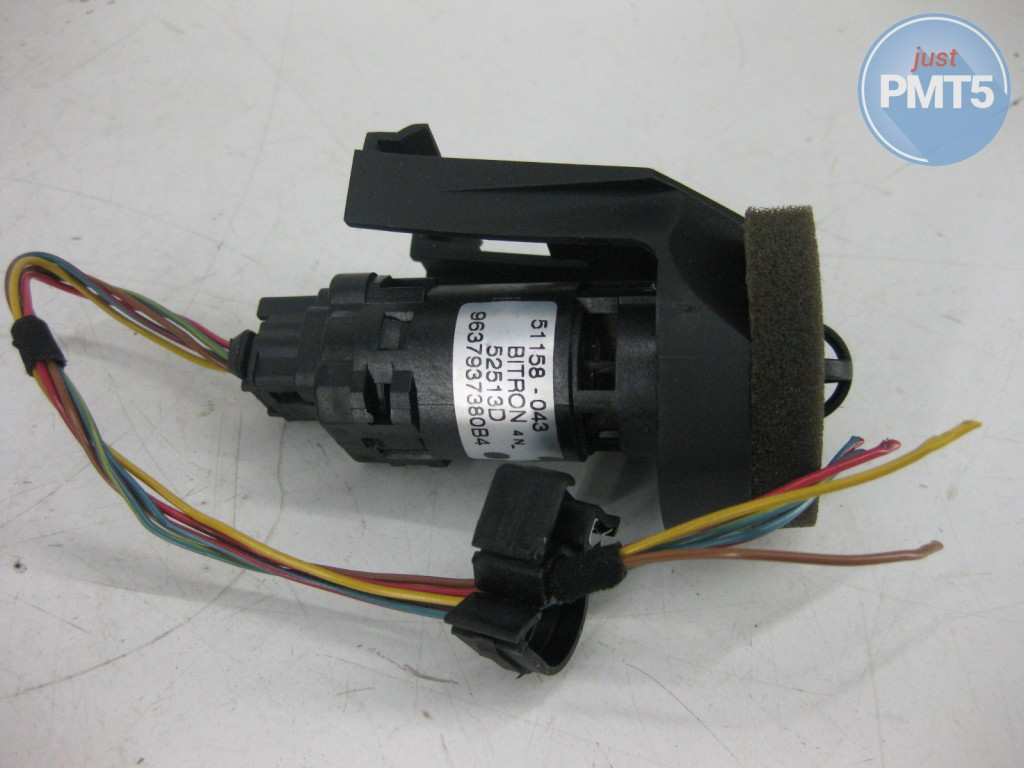 In-car temperature sensor PEUGEOT 307 2004 (9637937380, 52513D, 51158043,  BITRON), 11BY1-6742