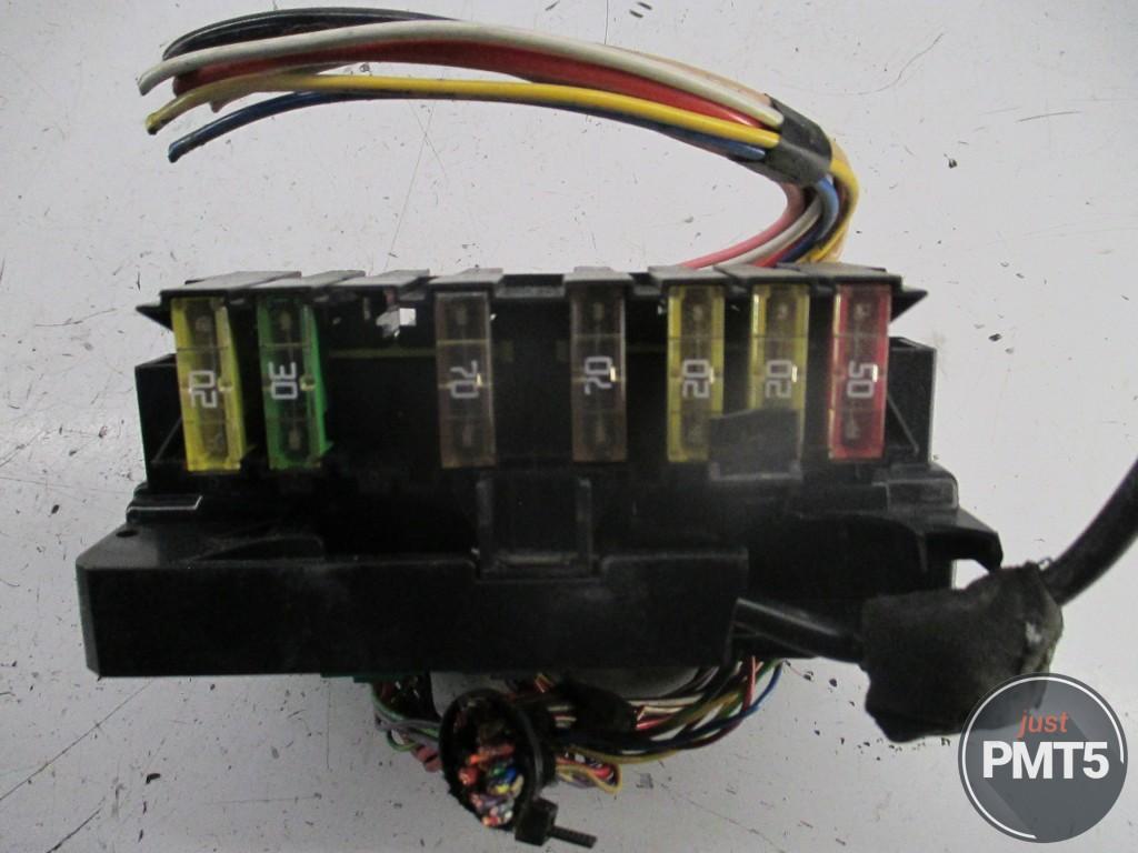 ... Fuse box CITROEN C3 2003 (9636079380), ...