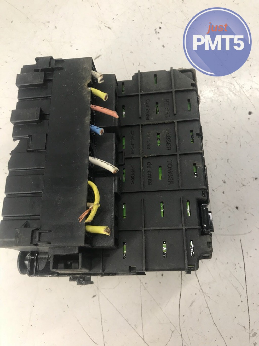 Fuse Box Peugeot 206 2001 Buy Moskva 9657608580 11by1 9499 Where