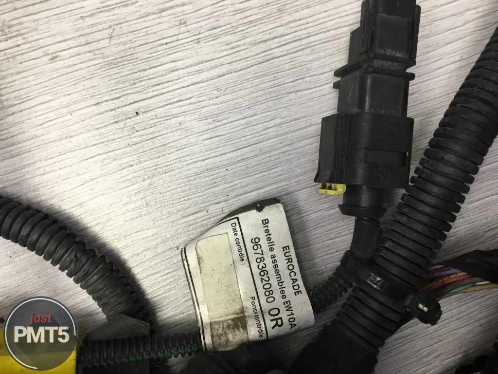 Wire harness  CITROEN C5 2005 (96584495380, 9678362080), 11BY1-18930