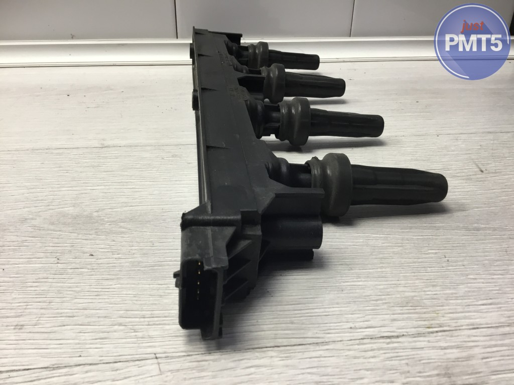 Ignition coil CITROEN C5 2005 (9656695780, 21597716-4), 11BY1-18934