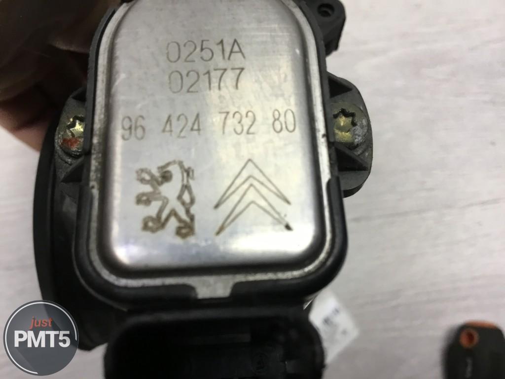 Throttle plate PEUGEOT 406 2003 (96 423 961 80, 9642396180), 11BY1-21304