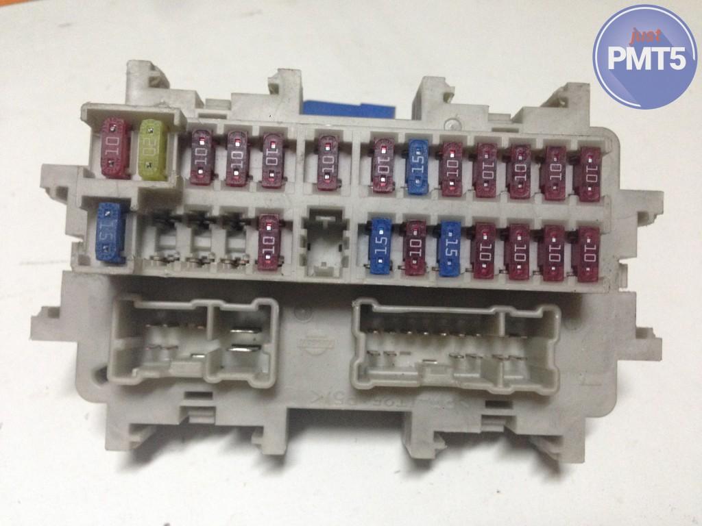 Fuse box NISSAN PATHFINDER 2006 (Блок предохранителей салонный Nissan  Pathfinder R51/Navara D40), 144RU1-736