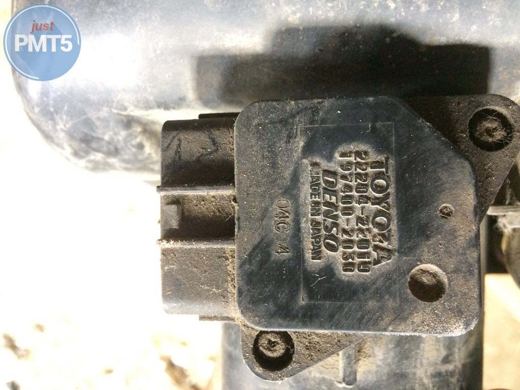 Air-flow meter  TOYOTA COROLLA (E12) 2005 - up to this day (2220422010), 383RU1-628