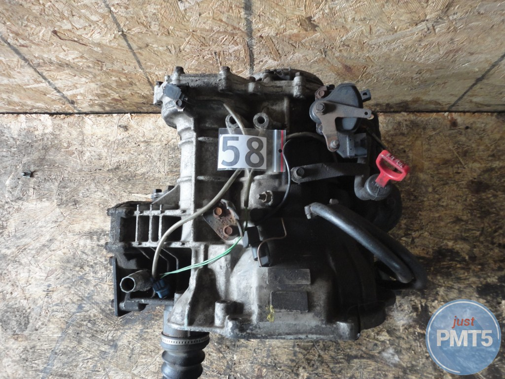 Automatic Transmission Assembly HYUNDAI ACCENT 2000 79LT1 99