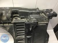 Кожух вентилятора радиатора (диффузор) CITROEN C5 II 2005 (9646474680), 11BY1-19087