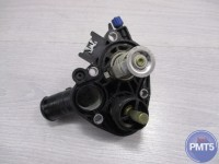 Thermostat housing PEUGEOT 208 2014 (9675849380), 11BY1-11750