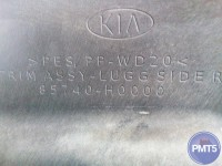 Luggage compartment trim KIA RIO IV 2017 (85740H0000WK), 345RU1-1509