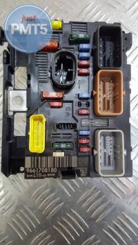 fuse box peugeot 207 2014 (9661708180),